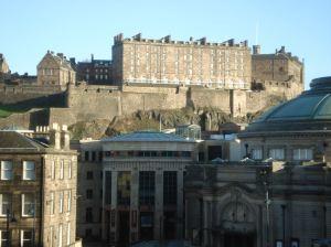edin castle