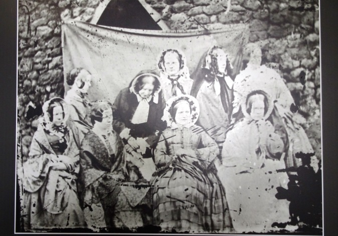 Cockenzie ladies