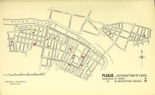 plague streets